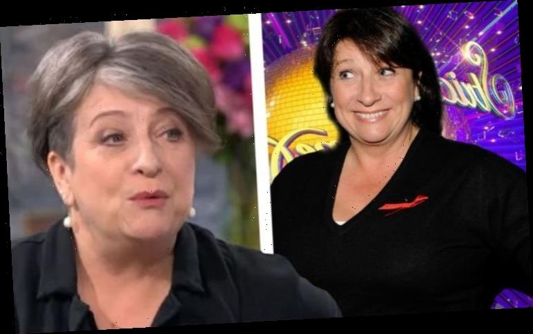 Strictly 2020's Caroline Quentin on real reason she signed up for BBC show 'I was reeling'