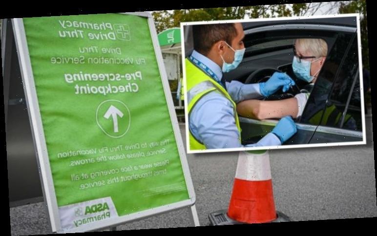 Flu Jab drive thru: Where can you get a FREE NHS Drive-Thru flu vaccine?