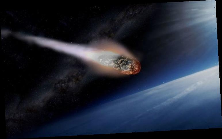 Meteor hits atmosphere above Brazil at 61,000 KM per hour 'Night turned into day'