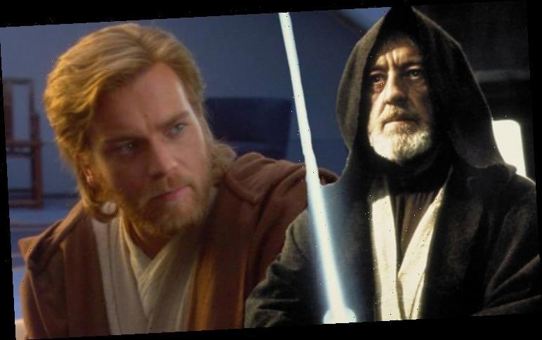 Star Wars: Ewan McGregor details taking INSPIRATION from Alec Guinness for Obi-Wan Kenobi