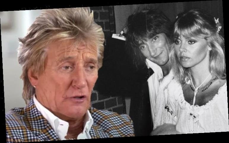 Rod Stewart opens up on 'changing point' in relationship with Britt Ekland: 'I lost it'