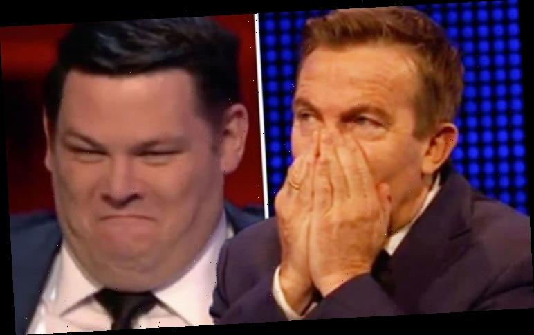 The Chase: Mark Labbett calls out Bradley Walsh after star derails show: 'That's my line!'