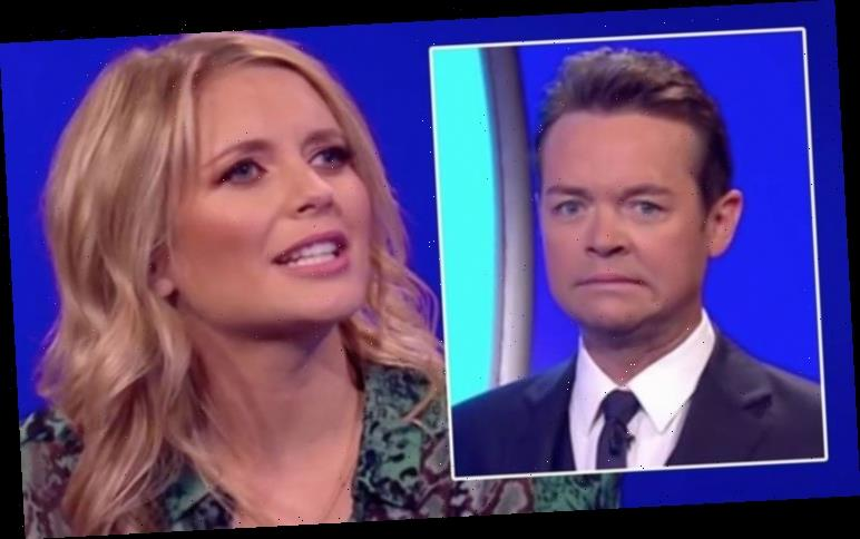 Rachel Riley leaves Stephen Mulhern in stunned silence with x-rated Catchphrase innuendo