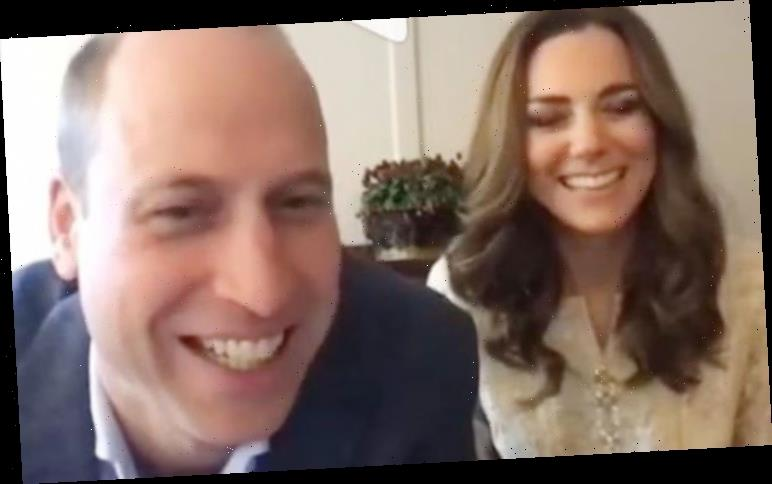 Kate Middleton vs Prince William: Couple show 'competitive side' in new video