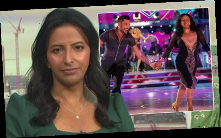 Ranvir Singh red-faced as GMB co-stars expose embarrassing Strictly Come Dancing blunder