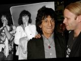 Ronnie Wood's son Jamie THANKS his drugs dealers after developing habit age just 14