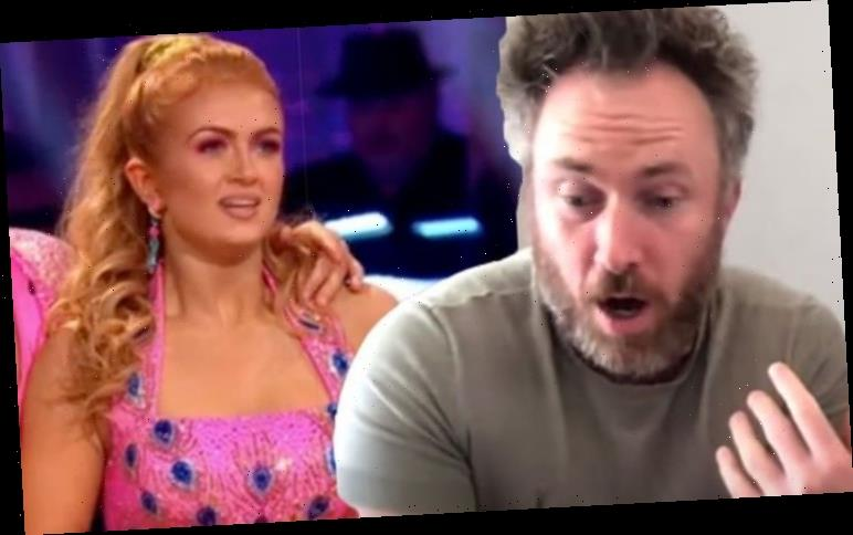 James Jordan in brutal swipe at Strictly 2020 star Maisie Smith 'Help with her tan please'