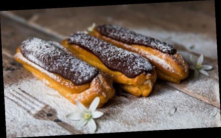 Eclair recipe: How to make chocolate eclairs