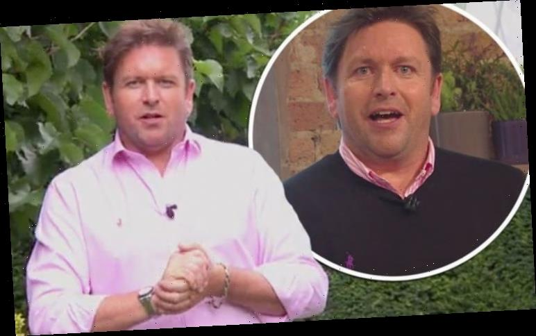 James Martin details real reason for 'rabbit in headlights' look on BBC's Saturday Kitchen