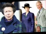 Princess Anne's 'tough' body language show relationship with 'hesitant' Prince Charles