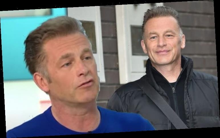 Chris Packham leaves Autumnwatch viewers aghast as he details 'French kissing' pet fox