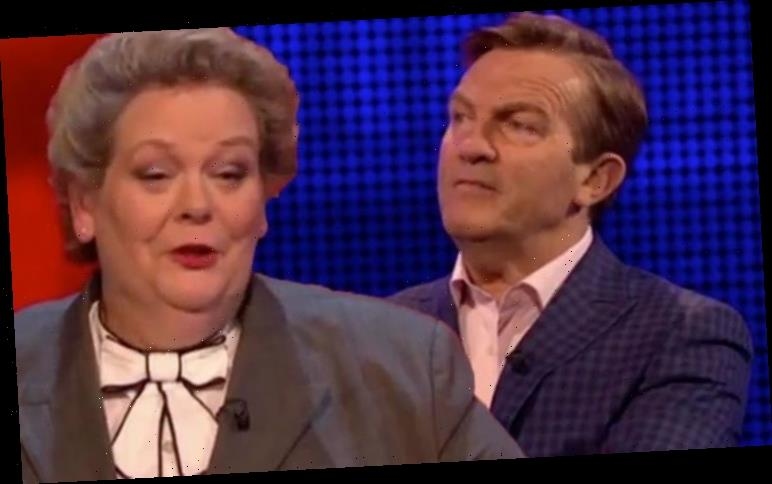 The Chase's Anne Hegerty apologises after Bradley Walsh calls out poor performance