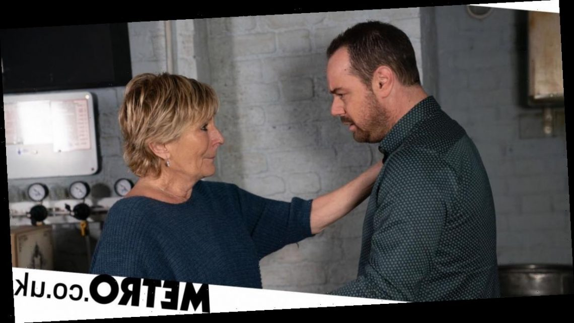 Spoilers: Mick lashes out at Shirley as the conflict continues in EastEnders