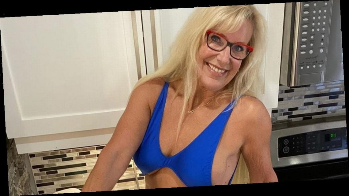 Age-defying gran quits police job to become porn star – and now earns fortune