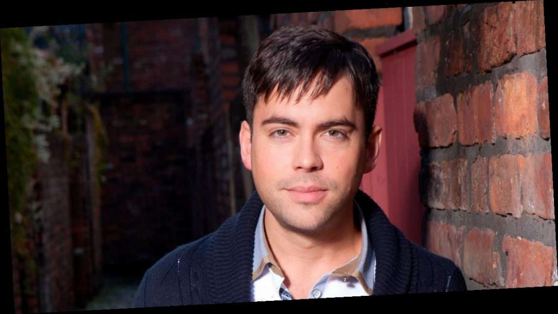 Corrie actor Bruno Langley embarks on music career as he's replaced on show