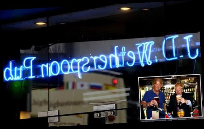 Wetherspoons expected to announce loss after lockdown hammers sales
