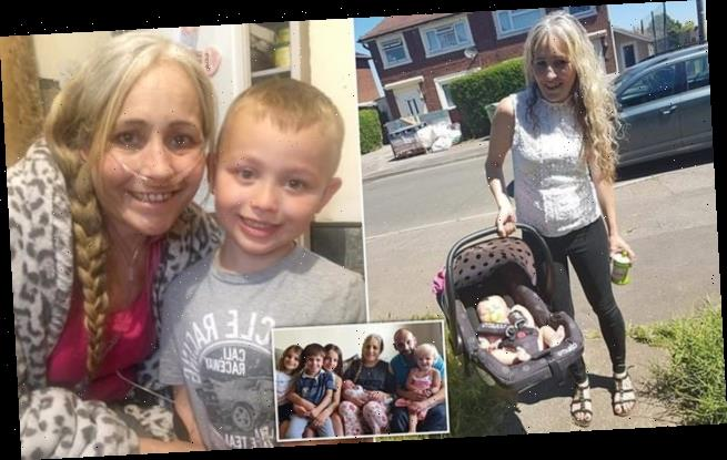 Mother dies from cancer after visiting doctor with 'chest infection'