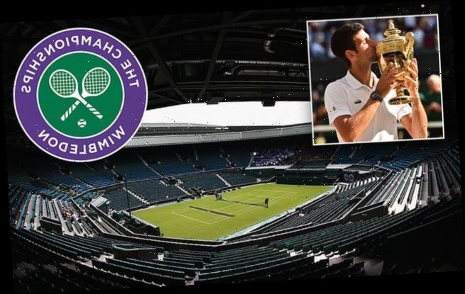 Wimbledon WILL go ahead even if it takes place behind closed doors