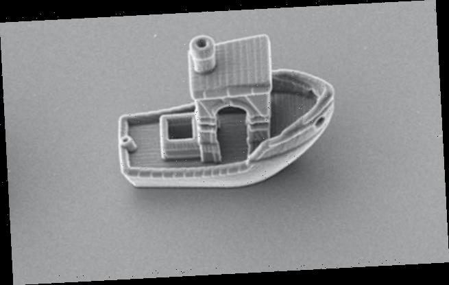 'World's tiniest boat' created to study microswimmers in fluids