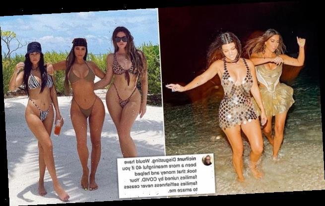JAN MOIR: Crass Kim Kardashian and birthday crew have hit rock bottom