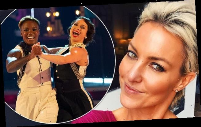 Strictly's Natalie Lowe says lockdown made this series the best yet