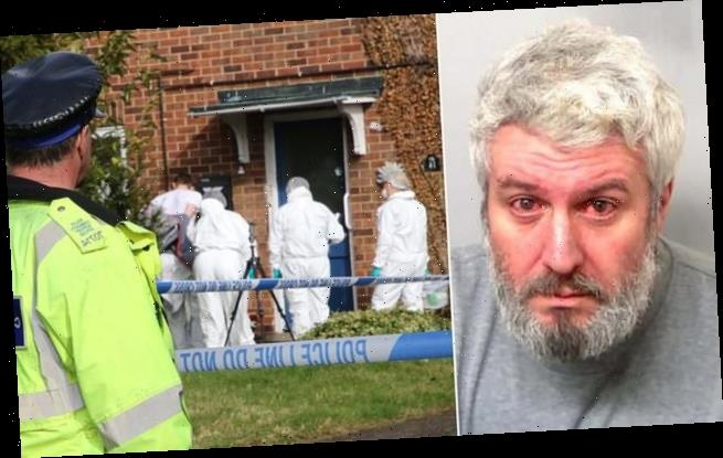 Son who viciously stabbed elderly mother to death is jailed for life