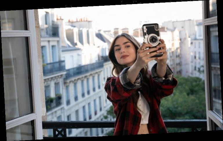 Emily in Paris is cliched and annoying, but of course I watched it all