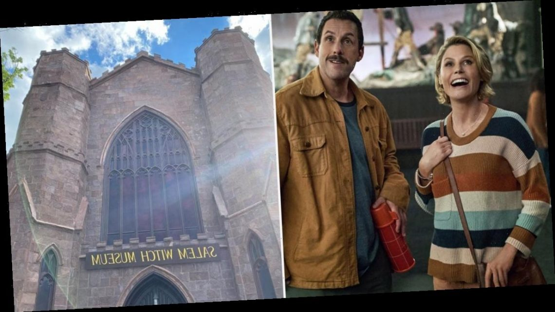 Where Was Hubie Halloween Filmed? It Wasn't All Filmed in Salem