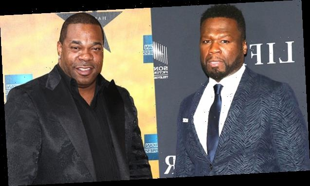 50 Cent Mocks Busta Rhymes After He Shares Impressive Before & After Pics Of Body Transformation