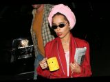 "Outfit Obsession: Zoë Kravitz's ""Mornings Suck"" Vampire Halloween Costume Is a Whole 2020 Vibe"