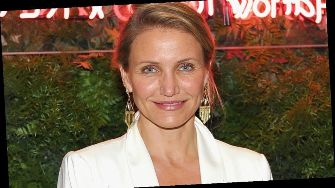 Cameron Diaz On Becoming a Mom in 'Second Half' of Life, Talks Marriage and Film Career