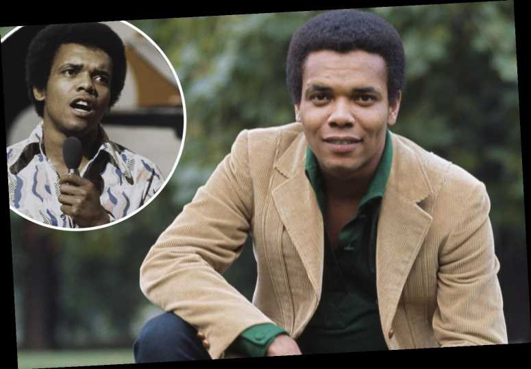 Johnny Nash dead at 80 – I Can See Clearly Now singer dies following 'declining health in recent months'