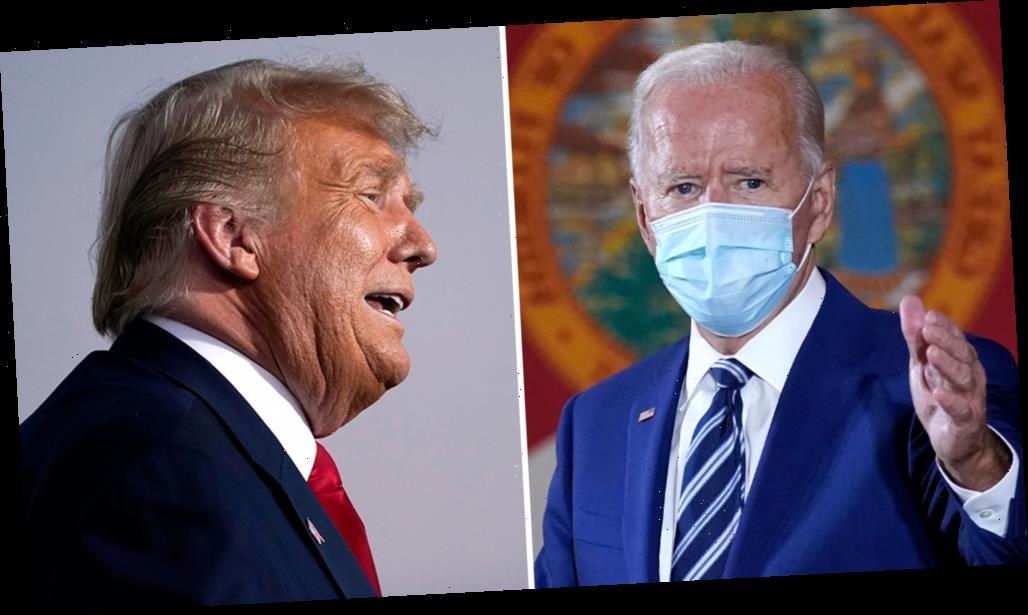No POTUS Debate This Week, But Biden & Trump Likely Facing Off If Incumbent Gets Negative COVID-19 Result