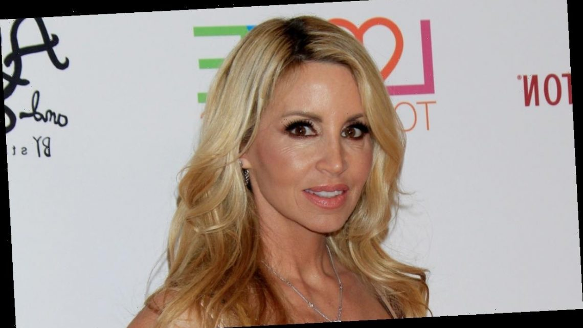 Camille Grammer feuds with Brandi Glanville and Kyle Richards on Twitter – Trying to secure RHOBH return?