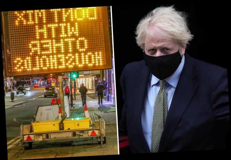 Boris Johnson faces Tory revolt as backbenchers rebel over his Tier Three coronavirus lockdown