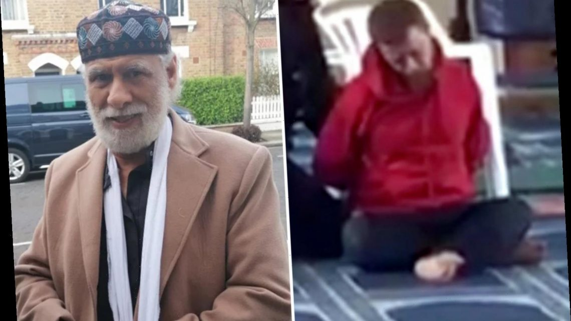Regent's Park mosque stabber who knifed prayer leader, 70, in neck faces jail after admitting attack