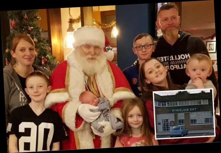 Dad furious after family-of-nine who live together are turned away from pub over rule of six