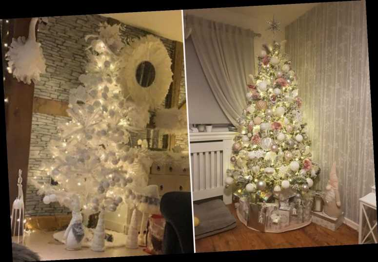 Festive fans are already putting up their Christmas trees to cheer themselves up, but is it too early?