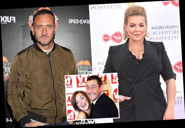 Two Pints of Lager and A Packet of Crisps co-stars Sheridan Smith and Will Mellor 'haven't spoken in four years'