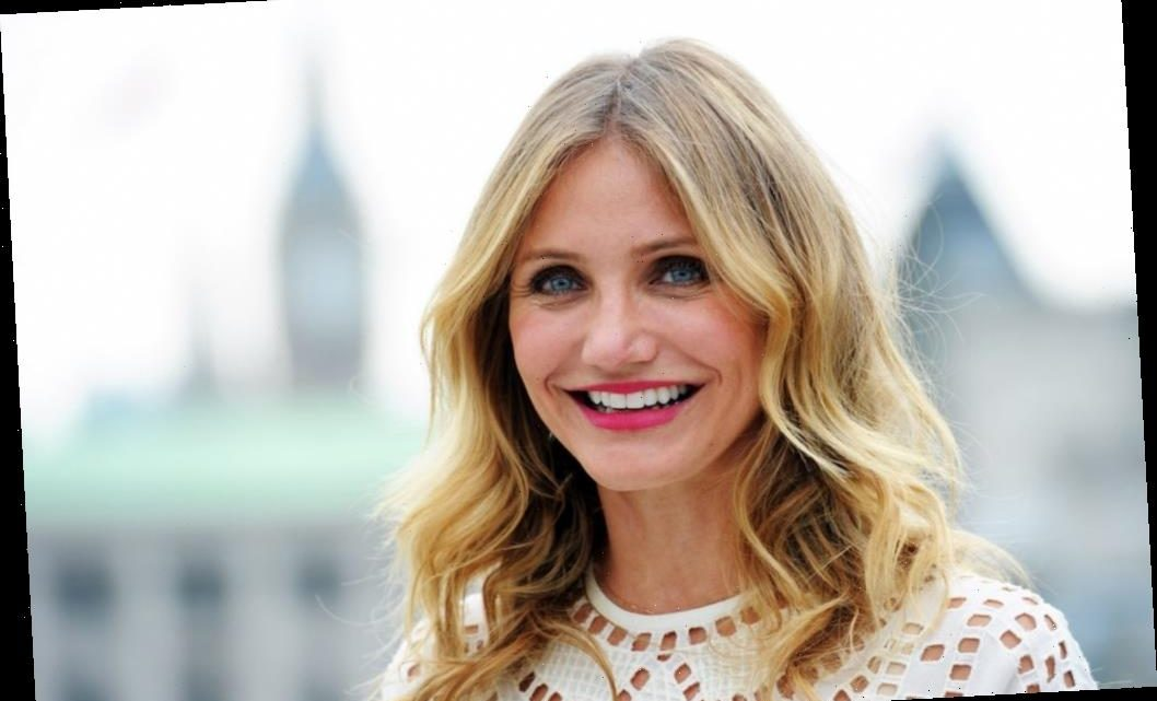 Does Cameron Diaz Really Wash Her Face With Evian Water? Not Quite