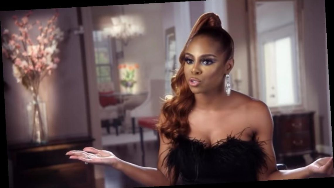 Candiace Dillard says the RHOP reunion 'won't be easy' but she is ready to put fight with Monique to bed