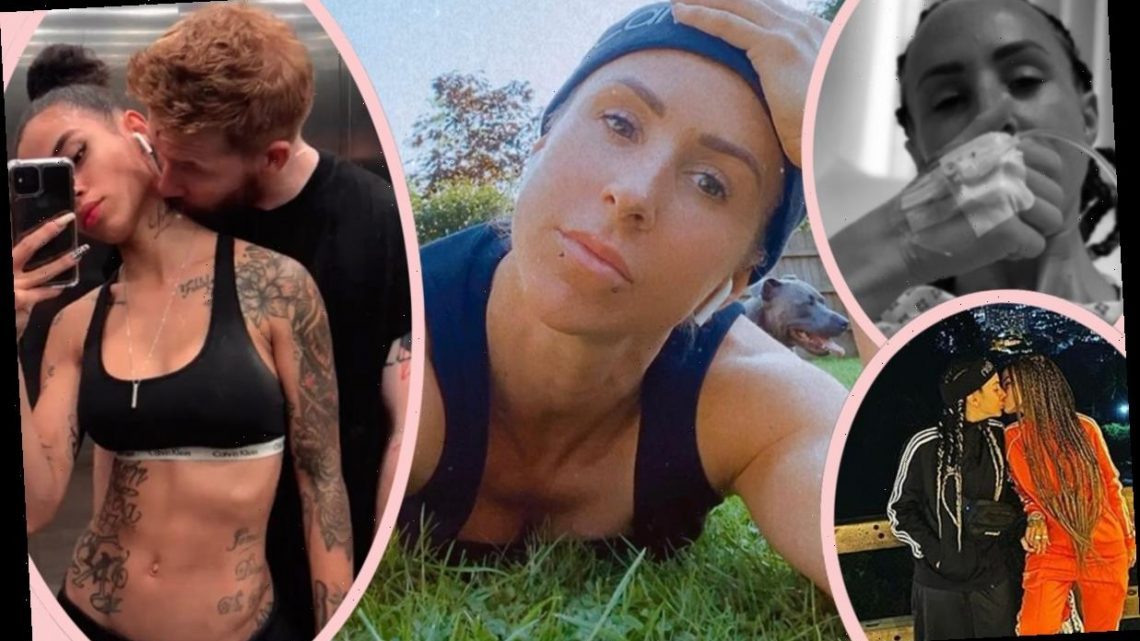 DJ Hannah Wants Reveals Ex-Fiancée Luisa Eusse CHEATED On Her With Strictly Star Neil Jones – While She Was Getting Treated For Breast Cancer!
