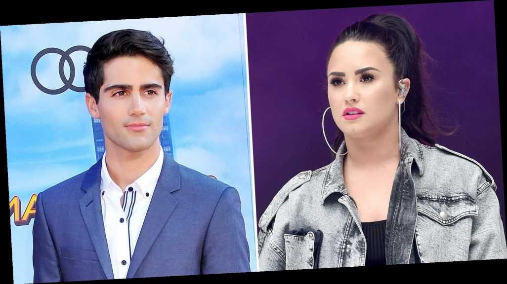 Demi Lovato Is 'Acting as Though She Was Never Engaged' to Max Ehrich