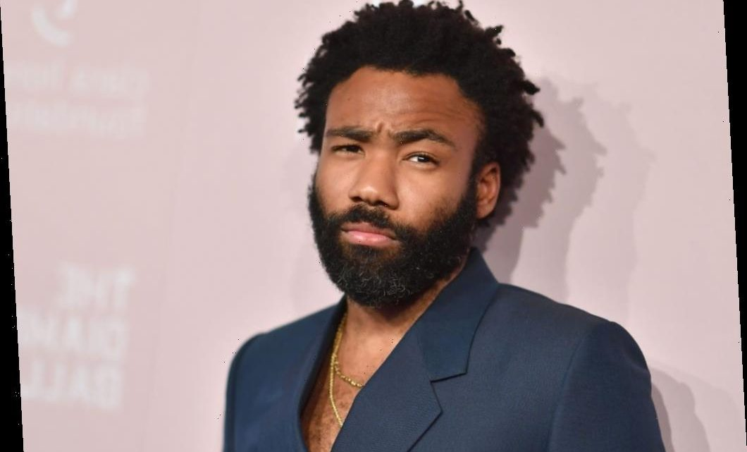 Donald Glover Doesn't Want to Label His Sexuality