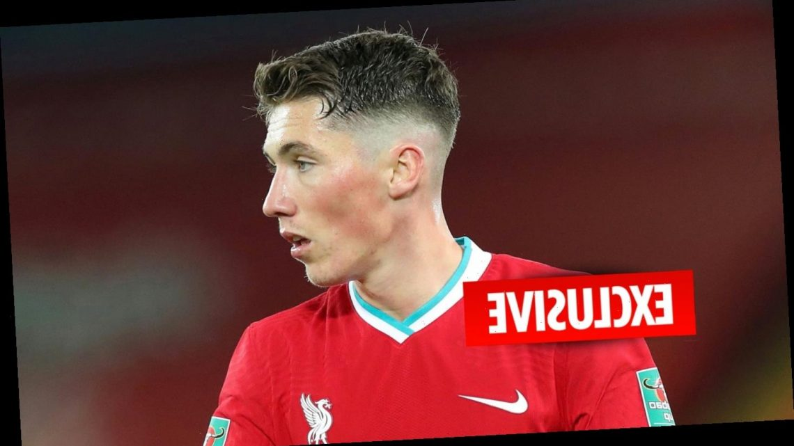 Liverpool demand £1m transfer loan fee for Harry Wilson with Swansea leading race for wantaway winger