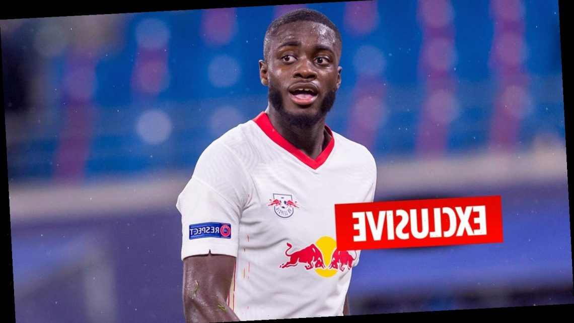 Man Utd missed out on Dayot Upamecano transfer after row over just £200,000 for RB Leipzig star