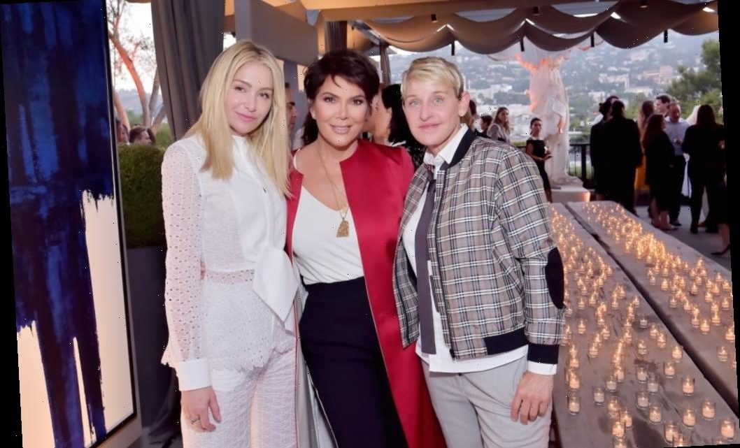 'The Ellen DeGeneres Show': Kris Jenner Said She Had to Tell Khloé Kardashian to 'Go Home' After the End of 'KUWTK'