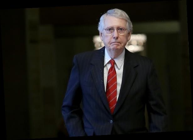 McConnell Hasn't Visited White House Since August Due to COVID