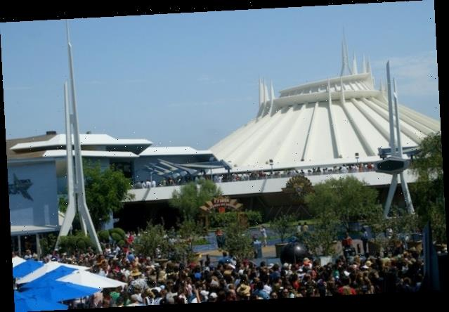 Space Mountain Movie in the Works at Disney From Joby Harold