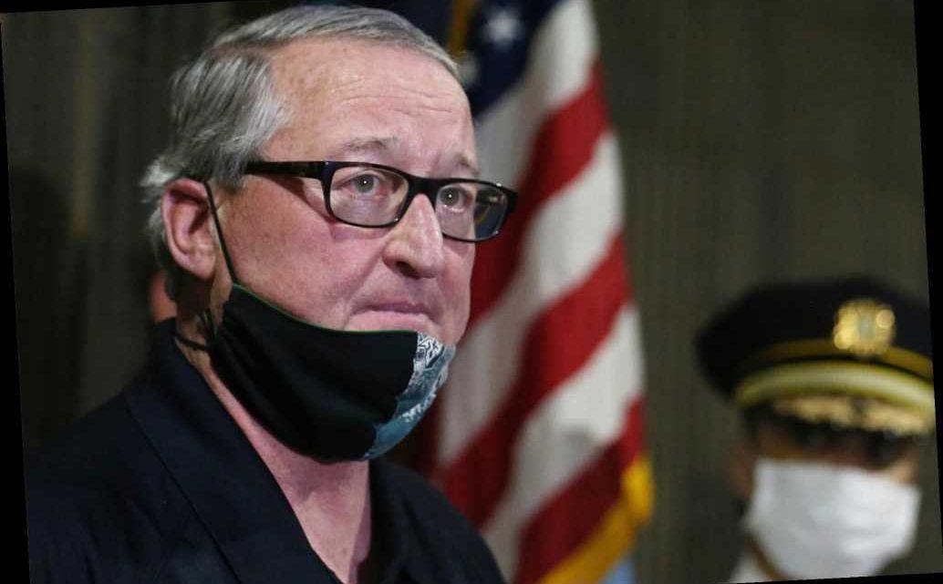 Philadelphia mayor lifts curfew after third night of unrest